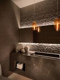 bathroom contemporary lighting. 19 ways to go wild with powder room lighting bathroom contemporary