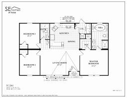 3 bedroom double wide mobile home floor plans elegant 18 foot wide mobile home floor plans