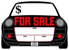 Car For Sale Sign Ebay
