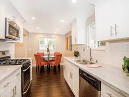 Ranch House Kitchen A Flip Or Flop Ranch House Renovation Kitchen Modern Carrara