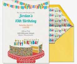 make free birthday invitations online free kids birthday invitations online invites for children