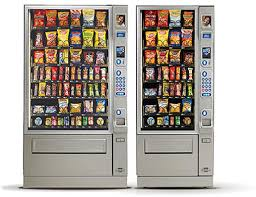 Different Vending Machines Delectable Crane Merchant 48 Snack Machine