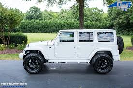 jeep white. Unique White AllWhiteJeepDreamworksMotorsportsStamped1jpg Intended Jeep White