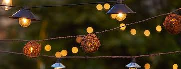 outdoor lighting assorted string lights