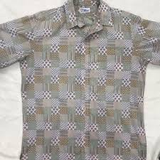 Reyn Spooner Size Chart Reyn Spooner Button Down Hawaiian Shirt