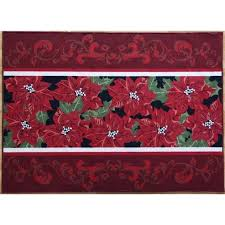 holiday kitchen rugs kitchen rugs designs decoration round holiday area and mats carpet for tree personalized