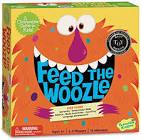 Peaceable Feed the Woozle Award Winning Preschool Skills Builder Game