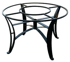 wrought iron fire pits rod pit universal gas table outdoor wrough