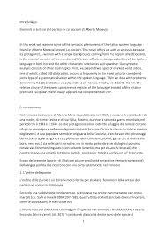 1 Imre Szilágyi Elementi di sintassi del parlato ne La ciociara di Alberto  Moravia In this work we examine some of the syntact