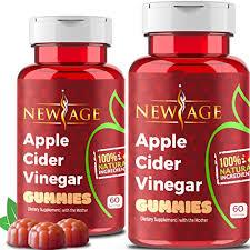 2-Pack) Apple Cider Vinegar Gummies by - Buy Online in Martinique at  Desertcart