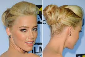 French Braid Updo Hairstyles French Hairstyles Medium Hair Styles Ideas 9304