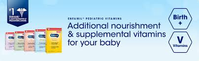 Enfamil Fer In Sol Supplement Drops Iron For Infants Toddlers