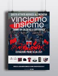 Vinciamo insieme... Diamo un Calcio alla Sofferenza! – Taranto Football  Club 1927 - CalcioWebPuglia.it