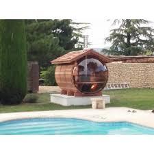 Good Sauna Bulle Chauffage Bois