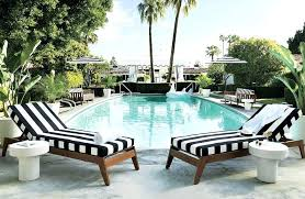 black and white outdoor cushions elegant patio furniture and decor trend bold black white inside resort black and white outdoor cushions