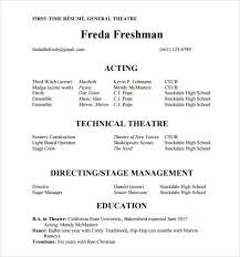 Acting Resume No Experience Actor Best Collection Utmostus Extraordinary Acting Resume No Experience