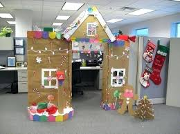 ideas for decorating office cubicle. Simple Office Christmas Decoration Ideas Decorating For An Cubicle Door