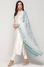 White Designer Outfits Ls 2517 White Suits Ladies Wear Diya Online Dress