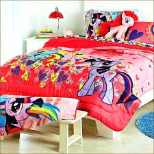 my little pony comforter set full size bedding queen