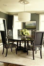 nailhead dining chairs dining room. Nailhead Dining Chairs Room Traditional With Beige Molding Patterned. Image By: Rosen Group Architecture Design