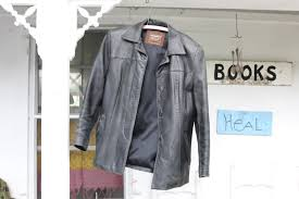 all shined up maria s leather jacket