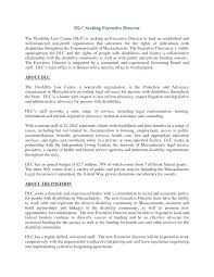 Cover Letter Cover Letter For Non Profit Organization Cover Letter