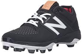 new balance cleats. new balance men\u0027s 3000v3 baseball tpu cleat, black/black, cleats v