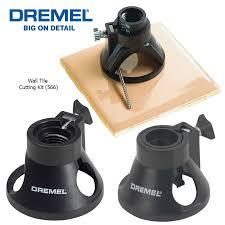 dremel wall tile cutting kit 566 2615056632