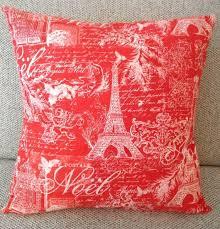 Paris Home Decor Accessories Unique Paris Home Decor Accessories Inspirational Christmas In Paris Pillow