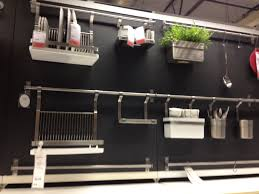 ikea kitchen wall storage organizing from new ideas for