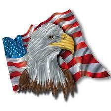 patriotic eagle wall d cor on patriotic outdoor wall art with patriotic wall decor wayfair