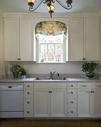 kitchen window valance ideas window valance ideas kitchen traditional with blue and white kitchen chandelier frame