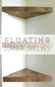 Oak Floating Corner Shelves Corner Shelves Floating Floating Corner Shelves Floating Corner 19