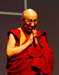 ian gawler out on a limb  so why is it that the dalai lama respects you so much and is so confident you are so special