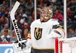 Golden Knights Lose Game And Another Goalie Las Vegas