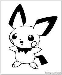 Cubchoo Coloring Pages At Getdrawingscom Free For Personal Use