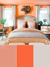 Peach Bedroom Decorating Peach Color Palette Peach Color Schemes Hgtv