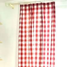 red plaid curtains red plaid curtain bedroom curtains quality cotton classic and white blue buffalo check red plaid curtains
