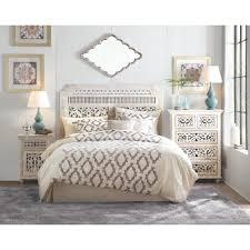 home decorators collection maharaja 1 drawer sandblast white