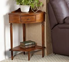 corner tables furniture. Interesting Tables Compact Wood Corner Accent Table Inside Corner Tables Furniture R