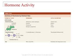 18 Chapter 18 The Endocrine System