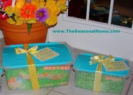 Easter Basket Alternative The Seasonal Home