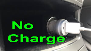 car charger not working fix cigarette lighter socket repair fuse box cell phone charger car charger not working fix cigarette lighter socket repair auxiliary power outlet fuse replacement