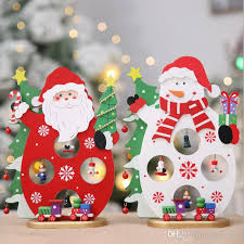 fashion snowman diy home furnishing articles children christmas party diy gift christmas decorations whole christmas decor whole