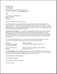An Example Of A Cover Letter For A Resume Cover Letter And Resume ...