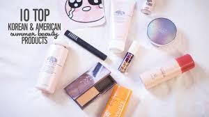 10 top summer beauty s best korean makeup skincare and american makeup skincare 2016 you