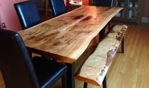 raw edge dining table. Chic Raw Edge Dining Table Uk Live Simple Decoration: Full Size