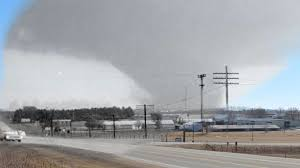 Charles City resident remembers things turning black and then destruction  in 1968 tornado - Radio Iowa