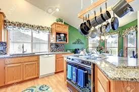 pots and pans hanging rack kitchen kitchen island with hanging pot rack large size of hanging