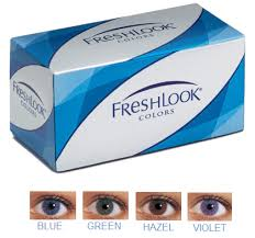 Freshlook Colorblends Toric Color Chart Products Services Retailer From Chennai